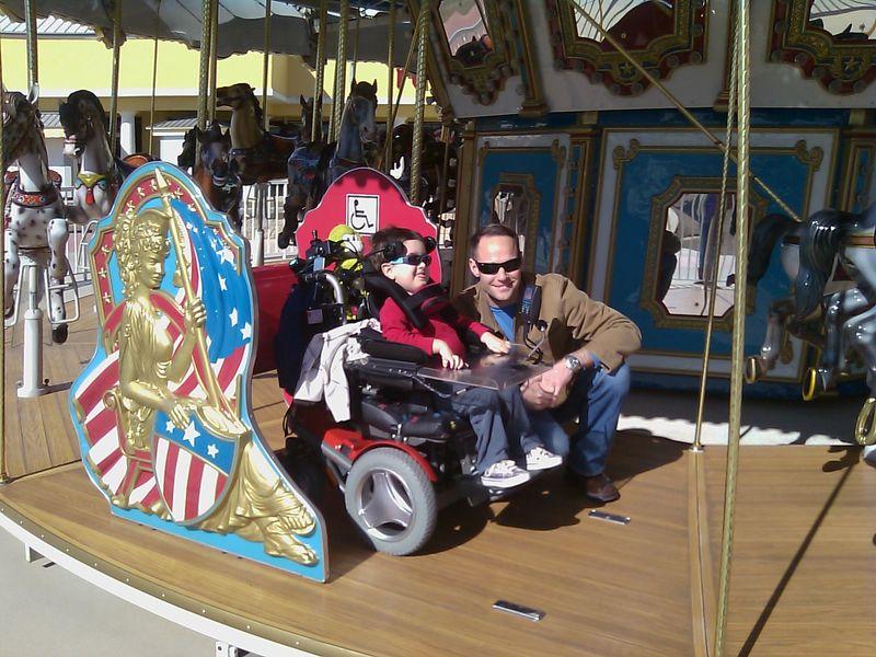 Carousel at foley