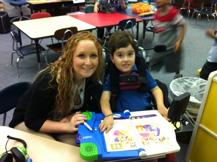 School Max with Ms Davis