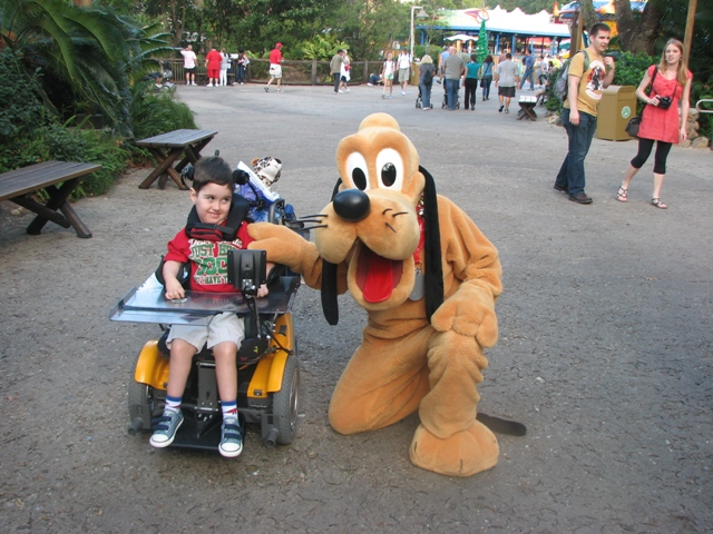 Max and Pluto