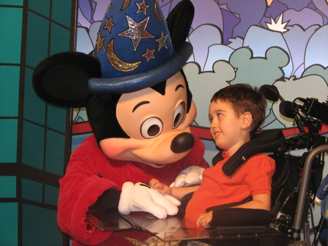Max and Mickey